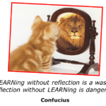 reflection confucius-quote