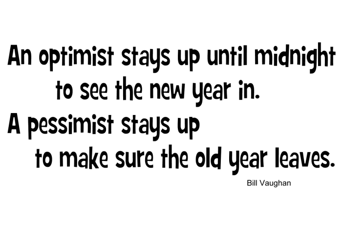 Quotes about New Year