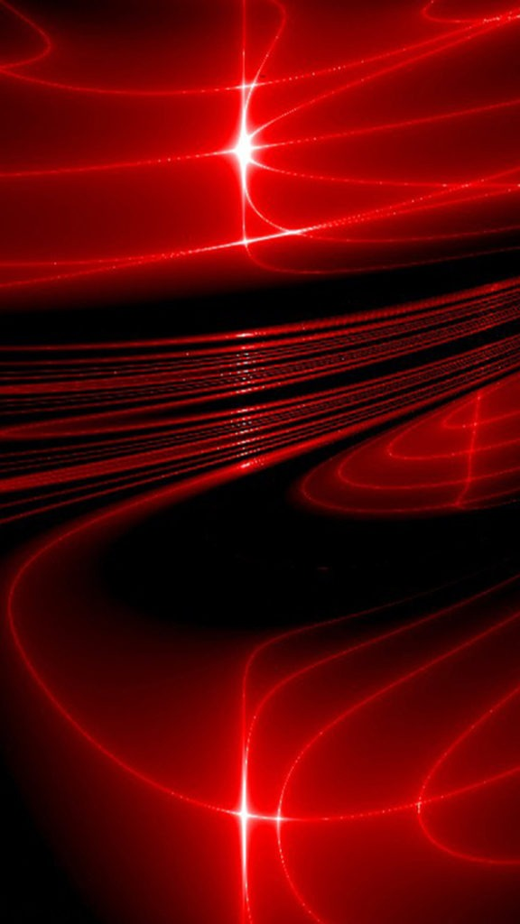 3D Red iPhone wallpaper