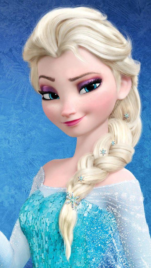 Frozen Elsa iphone wallpapers