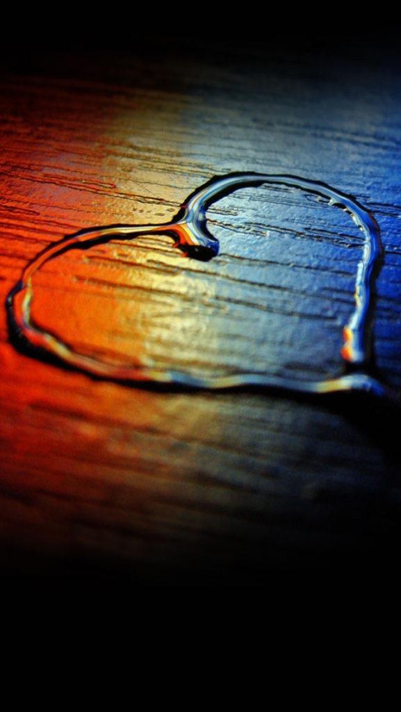 Heart iphone wallpaper