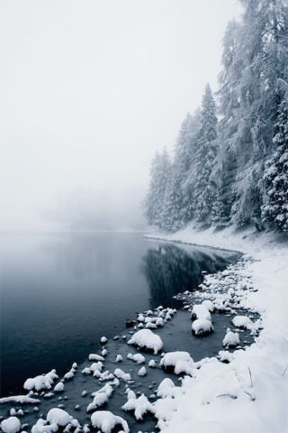 Iphone Wallpapers winter