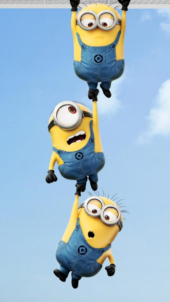 Minion iphone 5 wallpaper HD