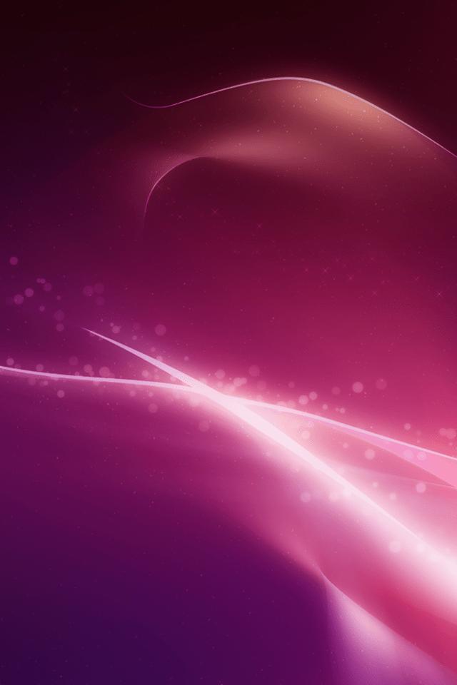Purple Swirls iphone 4s wallpaper