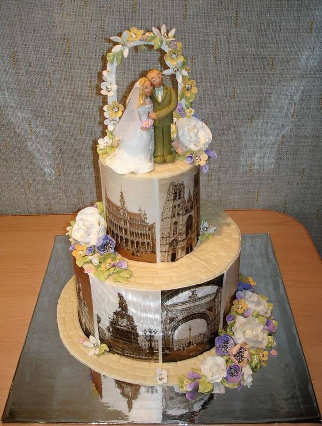 interesting wedding cakes 60 unique wedding cakes designs 16466