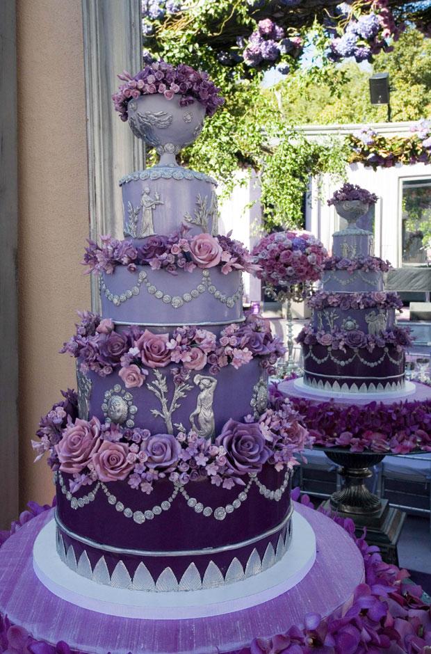 Wedding Cakes — Blue Lace Cakes