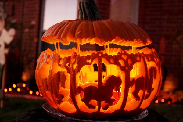 55 Mindblowing Halloween Pumpkin Carving Ideas